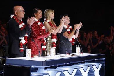 America's Got Talent The Champions, le foto della sesta puntata