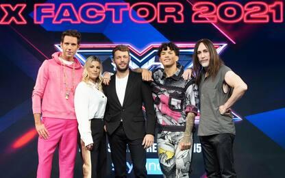 X Factor 2021, al via dal 16 settembre su Sky