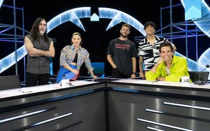 X Factor al via, la parola a Ludovico Tersigni e ai 4 giudici. VIDEO