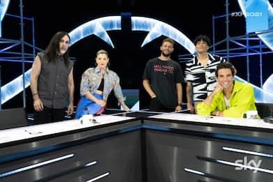 X Factor 2021, cos'è successo nella prima puntata FOTO
