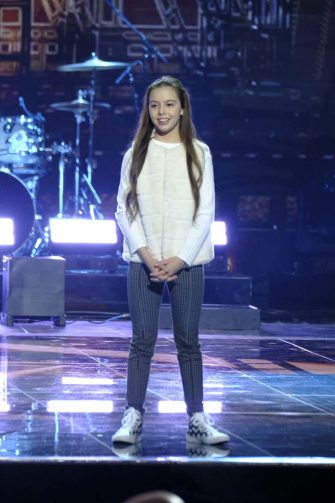 """AMERICA'S GOT TALENT: THE CHAMPIONS -- """"The Champions Finale Results"""" Episode 207 -- Pictured: Alexa Lauenburger -- (Photo by: Trae Patton/NBC)"""