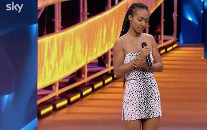 """Miriam conquista i giudici di XF con """"Dancing in the dark"""". VIDEO"""
