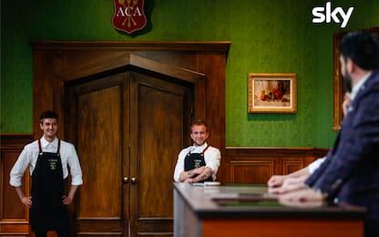 Antonino Chef Academy 3, le foto della semifinale