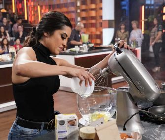 """MASTERCHEF: A contestant in the """"Legends: Curtis Stone - Auditions Round 2"""" episode of MASTERCHEF airing Wednesday, June 9 (8:00-9:00 PM ET/PT) on FOX. © 2019 FOX MEDIA LLC. CR: FOX."""