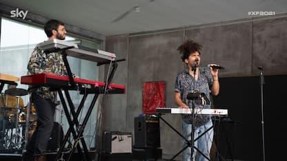 X Factor, i Westfalia cantano Levitating e conquistano Mika. VIDEO