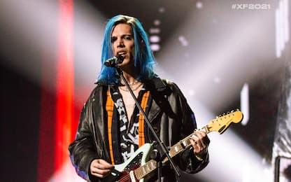 "Live di X Factor 2021, VERSAILLES canta il suo ""Truman Show"""