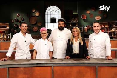 Antonino Chef Academy, la finale del programma di Cannavacciuolo. FOTO