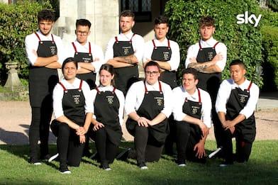 Antonino Chef Academy, le foto della prima puntata