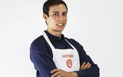 Chi è Antonio, finalista di MasterChef 10