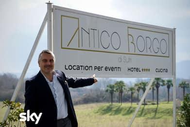 Bruno Barbieri 4 Hotel nella Tuscia, l'intervista al vincitore