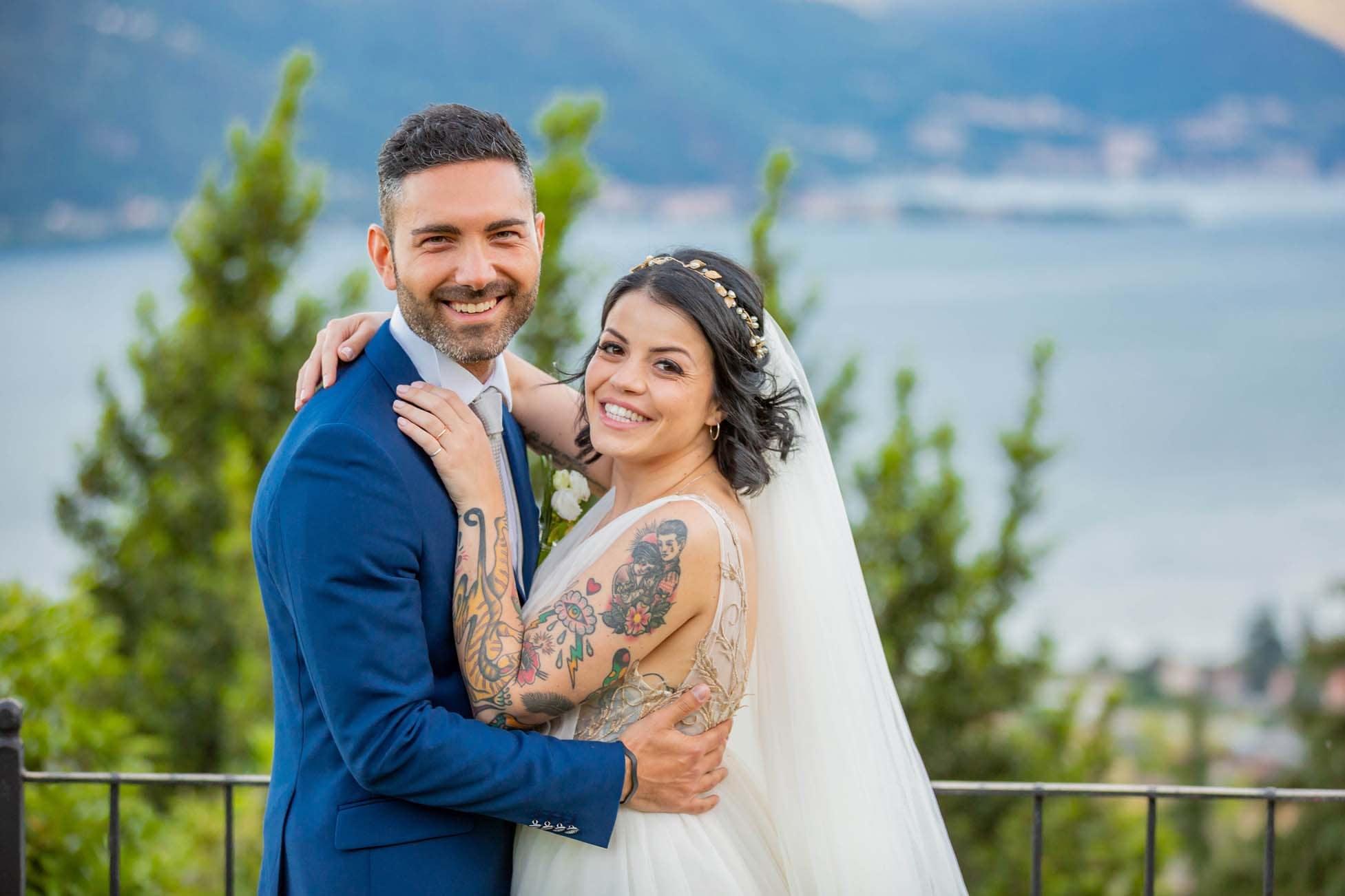 Gianluca & Sitara