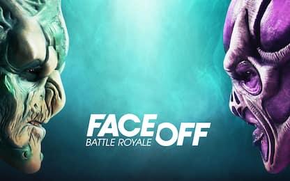Face Off, il gran ritorno su Sky Uno entra nel vivo