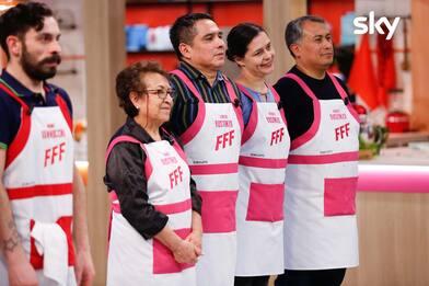 Family Food Fight 2, chi sono gli eliminati della seconda puntata