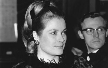 1969:  Former film actress Princess Grace of Monaco (1929 - 1982), nee Grace Kelly.  (Photo by John Downing/Express/Getty Images)