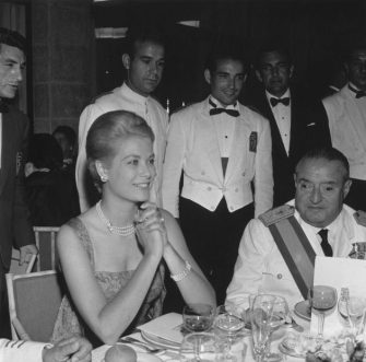 3rd July 1961:  American actress Grace Patricia Kelly who became Princess Grace of Monaco in 1956.  (Photo by McCabe/Express/Getty Images)