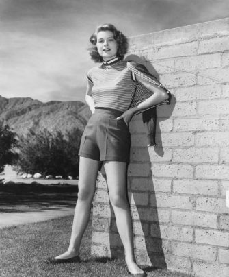 American actress Grace Kelly (1929 - 1982) in her walking outfit, Palm Springs, California, circa 1954. (Photo by Pictorial Parade/Hulton Archive/Getty Images)