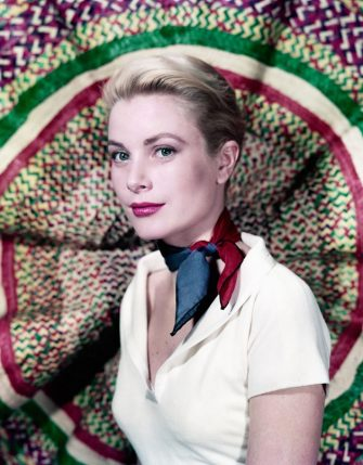 American actress Grace Kelly (1929 - 1982), circa 1955. (Photo by Hulton Archive/Getty Images)