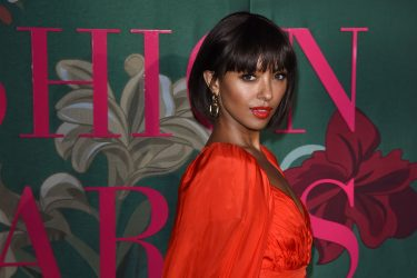 MILAN, ITALY - SEPTEMBER 22:  Kat Graham attends the Green Carpet Fashion Awards during the Milan Fashion Week Spring/Summer 2020 on September 22, 2019 in Milan, Italy. (Photo by Stefania D'Alessandro/Getty Images)