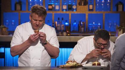 Hell's Kitchen Usa, il test dell'assaggio è servito