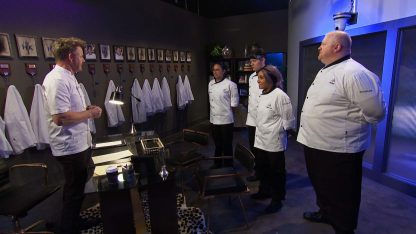 Aspettando la finale di Hell's Kitchen Usa