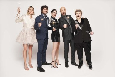 Italia's Got Talent 2021 al via, le prime foto ufficiali