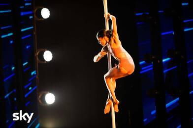 Chi è Martina Storti, la pole dancer tra i finalisti di IGT 2021