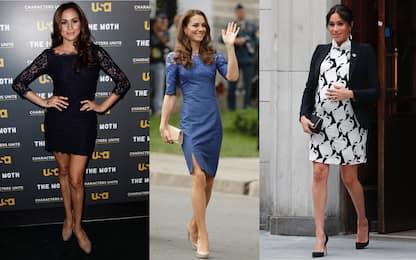 Royals 2, i look di Kate e Meghan a confronto. FOTO
