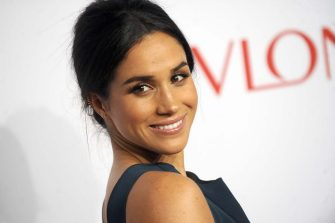 Meghan Markle attends the Elton John AIDS Foundation's 13th Annual An Enduring Vision Benefit at Cipriani Wall Street on October 28, 2014 in New York City   usage worldwide Photo by: Dennis Van Tine/Geisler-Fotopress/picture-alliance/dpa/AP Images