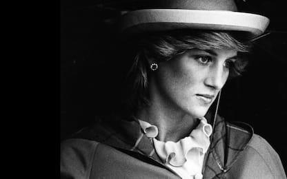 Lady Diana Spencer, la storia della principessa triste in 20 foto