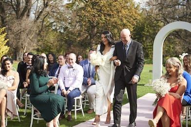 Matrimonio a Prima Vista Australia, l'album degli sposi. FOTO