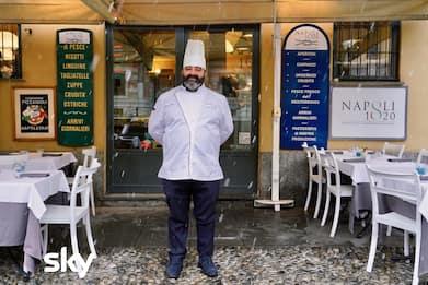 4 Ristoranti a Milano, Napoli 1820: il menu e 4 cose da sapere