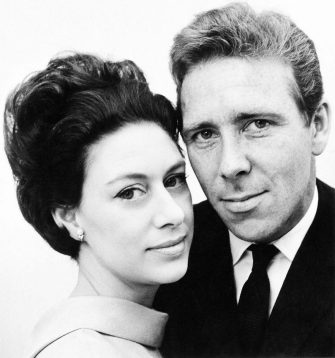Princess Margaret and her husband, the Earl of Snowdon, are shown in their first formal portrait study in England on Oct. 25, 1965, since their marriage in May 1960. The princess, accompanied by her husband, will arrive in the United States on Thursday, Nov. 4. It will be the first time the princess will see the United States. (AP Photo)