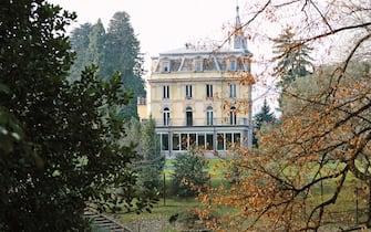 Villa Taranto, 1870, 19th Century. (Photo by Paolo e Federico Manusardi / Electa / Mondadori Portfolio via Getty Images)