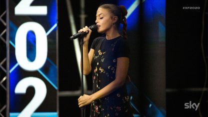 X Factor 2020, Eda Marì conquista Mika e sogna i Live