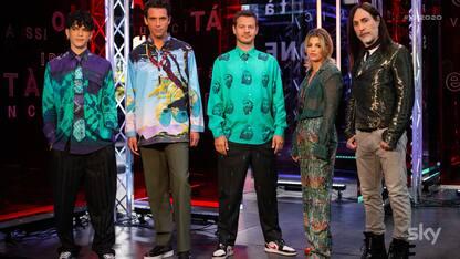 Le foto della terza puntata di X Factor 2020