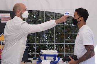 Coronavirus Serie A protocollo partite