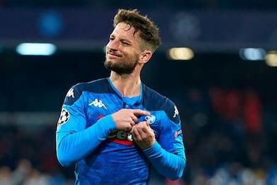 Dries Martens trova l'accordo per il rinnovo con il Napoli
