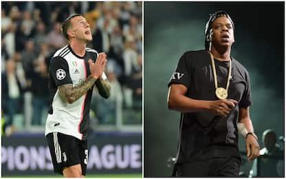 Juventus: Bernardeschi firma per RNS, l'agenzia di management di Jay-Z