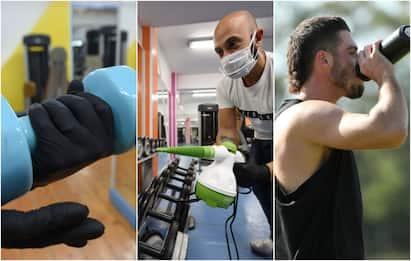 Coronavirus, Fase 2: le linee guida per fare sport in sicurezza. FOTO