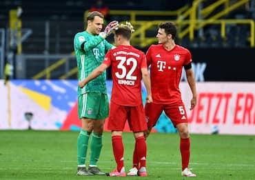 Bundesliga, i gol e gli highlights della 28a giornata. VIDEO