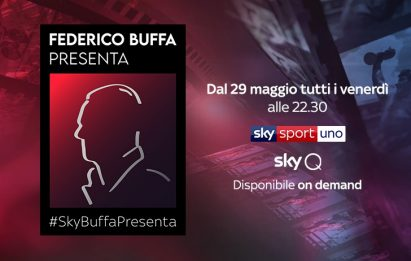 #SkyBuffaPresenta, dieci storie di sport raccontate da Federico Buffa