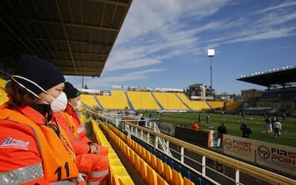 Coronavirus, Serie A: come saranno le partite con il nuovo protocollo