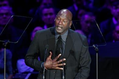 """Minneapolis, la rabbia di Michael Jordan: """"Ne abbiamo abbastanza"""""""