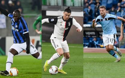 Il calcio riparte, ecco come stanno le squadre di Serie A. FOTO