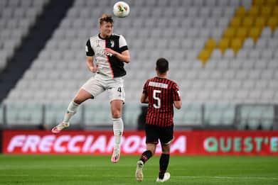 Juventus-Milan 0-0, bianconeri in finale di Coppa Italia