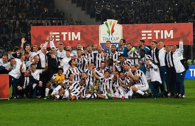 Aspettando Napoli-Juventus, tutte le finali di Coppa Italia della Juve