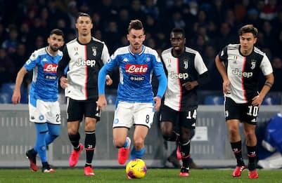Finale di Coppa Italia, Napoli-Juve: orario e probabili formazioni