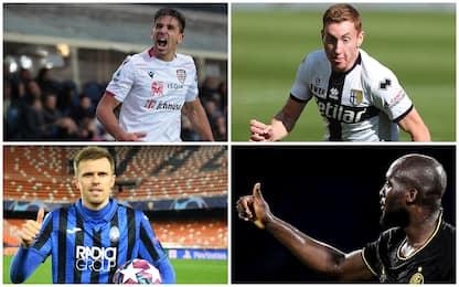 Serie A, le probabili formazioni dei recuperi della 25esima giornata