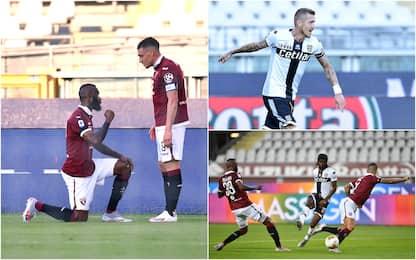 Torino-Parma 1-1: video, gol e highlights della partita di Serie A