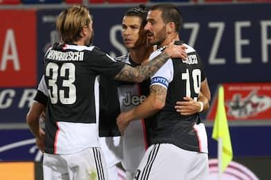 Serie A, Bologna-Juventus 0-2: i bianconeri ripartono con CR7 e Dybala